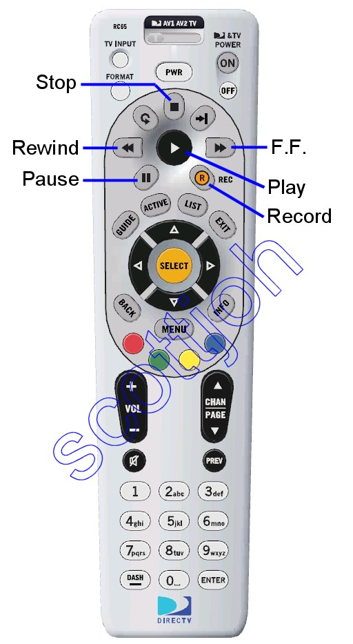 Wireless Tascam Rc 112r Rc 134 Remote Adapter